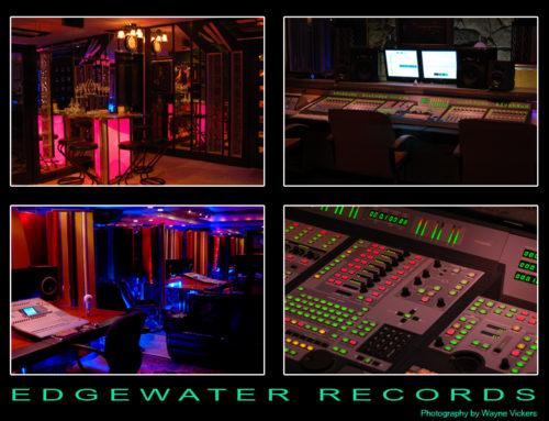Edwater Records donates Studio Time