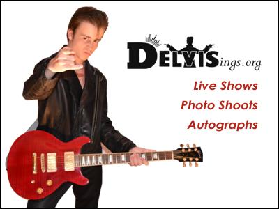 Delvis Sings Photo Gallery